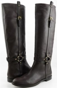 Coach Monday Womens Chestnut Boots