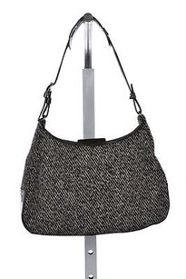 Coach Womens Casual Textured Handbag Shoulder Bag