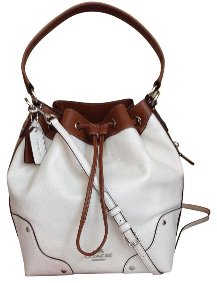 a85b448602a2 order baby mickie drawstring shoulder bag in grain leather f35363 coach  shoulder bag . 35032 ade2d