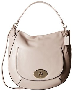 Coach Smooth Leather Crossbody 34656 Swingpack Hobo Bag