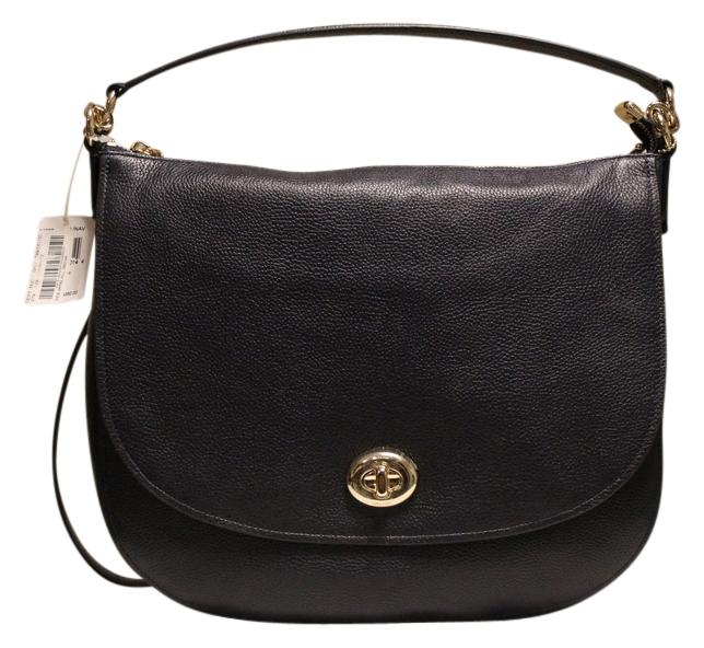 new Coach Nwt Turnlock In Pebble Leather Style: 36762 Msrp: $350   ...