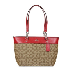 Coach Women's 37118-svdq4 Tote in Red