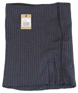 Coalition Coal Womens The Nichols Knit Charcoal Neck Warmer One