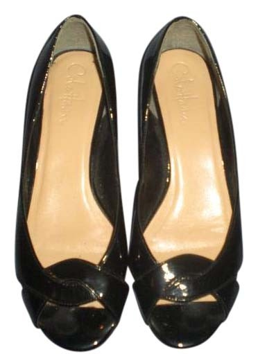 Cole Low Haan Black Low Cole Wedge Flats Size US 7 Regular (M, B) de255f
