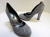 Cole Haan B Bray Pewter Gray Pumps