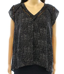 Collective Concepts 100% Polyester Top