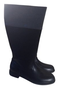 Comfortview black with gray trim Boots
