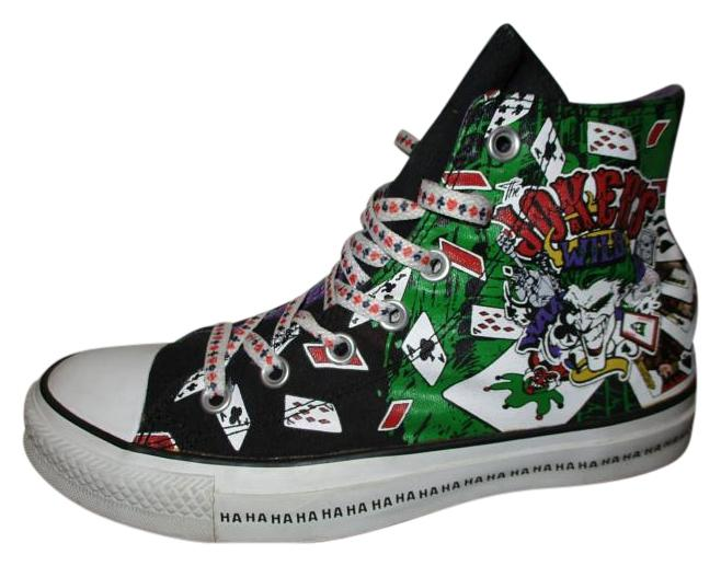 084110070d0e top quality dc converse joker shoes 6d61b a591d  get converse joker black  multi color athletic bdde4 109c8