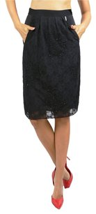 CoSTUME NATIONAL Skirt black