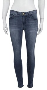 Current/Elliott The Stiletto Sunfade Wash Blue Denim Stretch Skinny Skinny Jeans