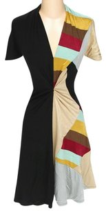 Custo Barcelona Color-blocking Dress