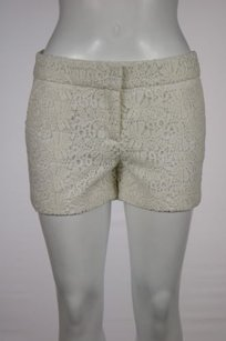 Cynthia Rowley Womens Shorts Off White
