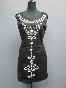 Cynthia Rowley short dress black/white Black White on Tradesy