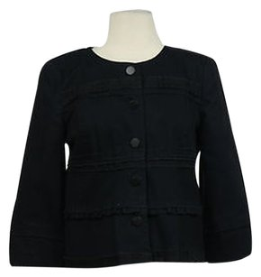 Cynthia Steffe Womens Black Jacket
