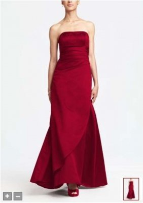 david's bridal bridesmaid dresses strapless tulle dress with caviar beading style int3143