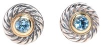 David Yurman Cookie Cable Earring