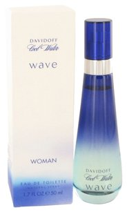 davidoff Cool Water Wave By Davidoff Eau De Toilette Spray 1.7 Oz