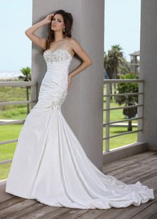 DaVinci Bridal 50237 Wedding Dress
