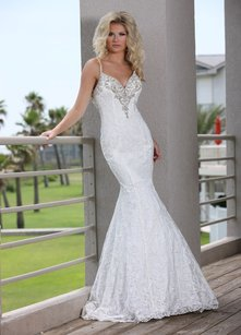 DaVinci Bridal 50254 Wedding Dress