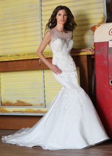 DaVinci Bridal 50309 Wedding Dress