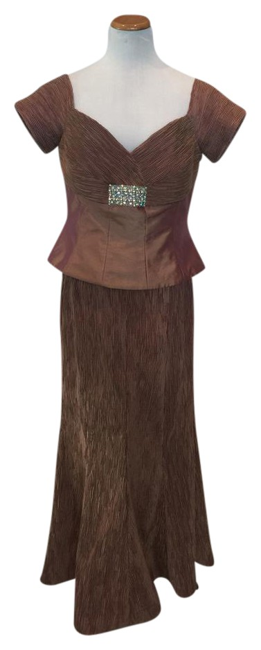 Copper Dress Size 14