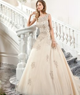 Demetrios C205 Wedding Dress