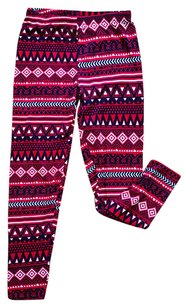 Derek Heart Aztec Tribal Leggings