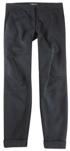 Derek Lam Black Folded Nm Pants