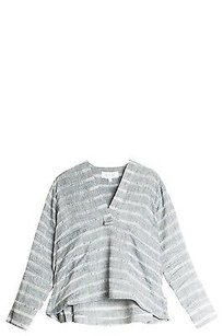 Derek Lam Crosby White Top Blue