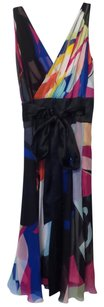 Diane von Furstenberg Silk Wrap Crepe Dvf Dress