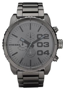 Diesel Diesel Men's DZ4215 Analog Display Analog Quartz Grey Watch
