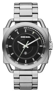 Diesel Diesel Men's Stainless Steel Black Dial Watch