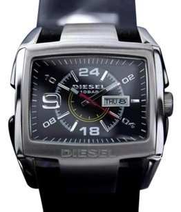 Diesel Diesel Mens 52mm Only The Brave Quartz Day Date Watch C2000 1236
