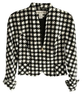 Dior Christian Black/White Jacket