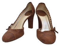 Dior Christian Womens Brown Browns Pumps