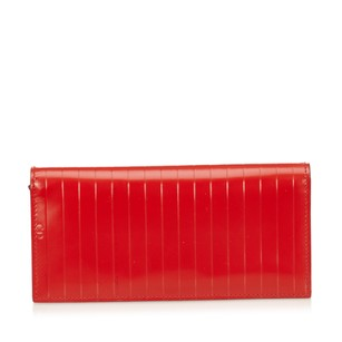 Dior Leather,long Wallets,others,red,6bdrco005