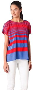 DKNY T Shirt Blue and Red