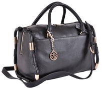 DKNY Crossbody Satchel in Black