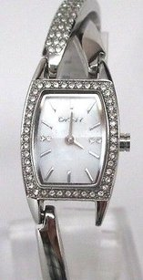 DKNY Dkny Womens Ny4633 Mother-of-pearl Stainless-steel Analog Quartz Watch