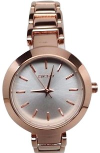 DKNY Dkny Womens Stanhope Ny8833 Rose Gold Stainless-steel Analog Quartz Watch
