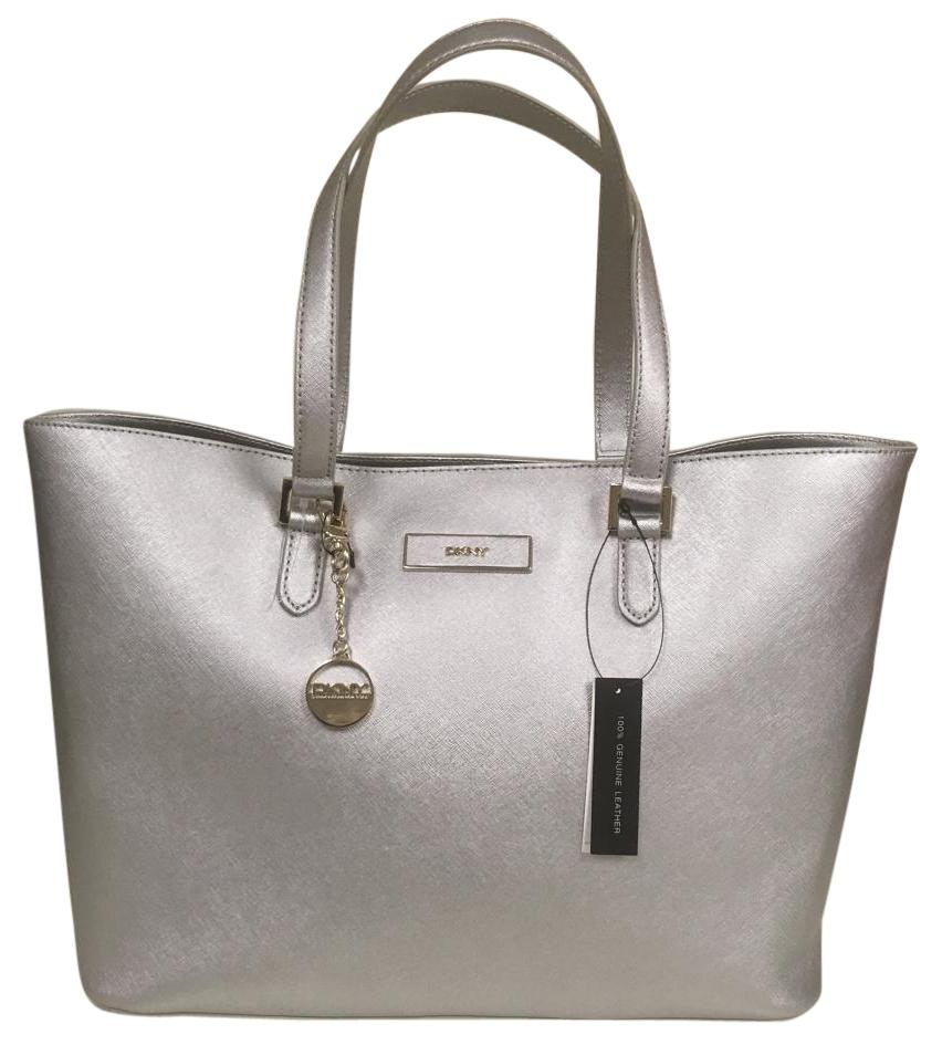 DKNY Totes - Up to 90% off at Tradesy