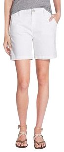 DL1961 Sol Lily Relaxed Shorts White