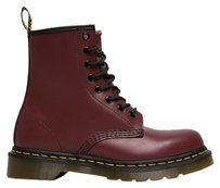 Dr. Martens 150722 All That Ankle-high 1460wcherryredrouge-11 Red Boots
