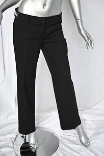 Dolce&Gabbana Classic Trousers Silver Nameplate M40 Pants