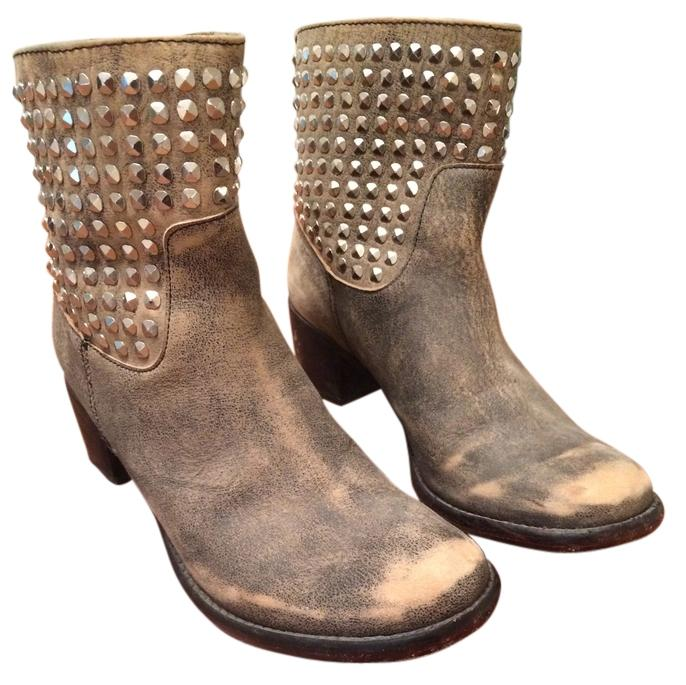 Studded Detail Ankle Boots Taupe Dolce Vita largest supplier cheap price buy cheap get authentic lowest price cheap online uRqkF7rSSG