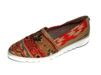 Donald J. Pliner Balisp Beaded Multi-Color Flats