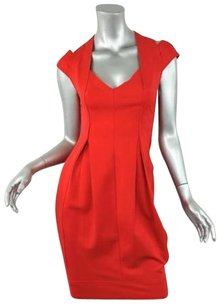 Donna Karan Collection Red Dress