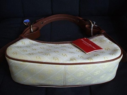 Dooney & Bourke Coach Louis Vuitton Gucci Channel Vintage Rare Shoulder Bag