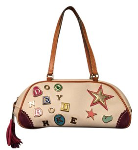Dooney & Bourke Satchel in MULTI-COLOR