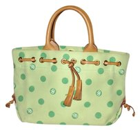 Dooney & Bourke Tote in apple green